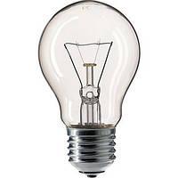 Лампа накаливания PHILIPS стандартная 60W E27 230V A55 CL