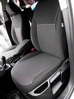 Авточехлы салона Citroen C4 Aircross тканевые.