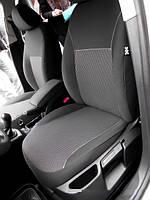 Авточехлы салона Hyundai Accent 2011- тканевые.