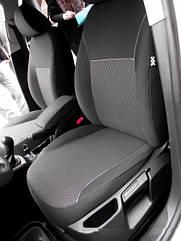 Авточехлы салона Hyundai Accent 2006-10г. тканевые.