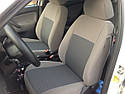 Авточехлы салона Hyundai Elantra HD 2006-10 г. тканевые., фото 3