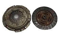 Комплект сцепления (корзина + диск) б/у 2.0HDi на Citroen: Berlingo, C3, C5, Jumper, Jumpy, Xsara