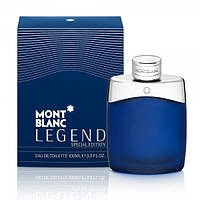Mont Blanc Legend Special Edition туалетная вода 100 ml. (Монт Бланк Легенд Спешл Эдишн)