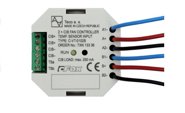 Модуль управления вентиляторами C-VT-0102B