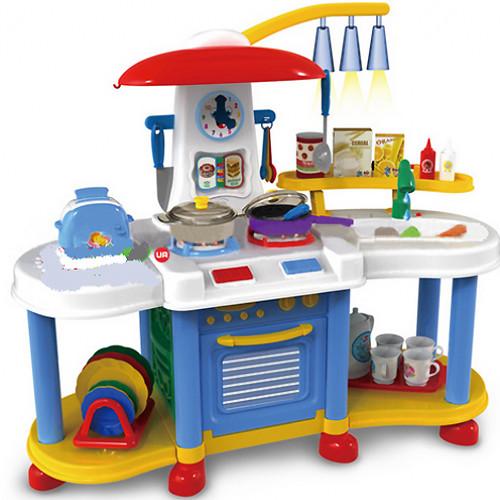 Игровой набор Кухня с аксессуарами