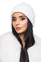 Женская шапка теплая 1051