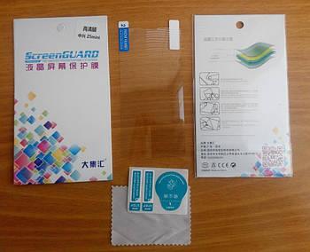Глянцевая пленка ZTE z5 mini