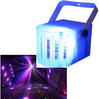 Динамический светодиодный прибор нового поколения HIT DERBY
