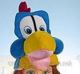 Шапка карнавальная Попугай, фото 2