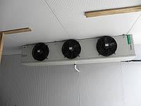 Холодильная камера для заморозки мяса