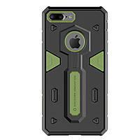 Чехол накладка Nillkin Defender II Series PC + TPU Combo для Apple iPhone 7 Plus 5.5 зеленый