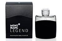Mont Blanc Legend туалетная вода 100 ml. (Монт Бланк Легенда)