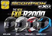 Scorpion EXO-R2000 – новые преимущества.