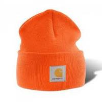 Шапка Carhat оранжевая