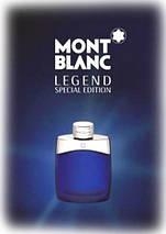 Mont Blanc Legend Special Edition туалетная вода 100 ml. (Монт Бланк Легенд Спешл Эдишн), фото 2