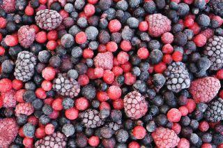 Плодово-ягодная смесь замороженная (смородина, Абрикос,яблоко, вишня с косточкой, )