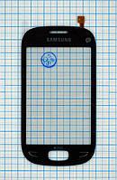 Тачскрин сенсорное стекло для Samsung S5292 Star Deluxe Duos (Rex 90) brown