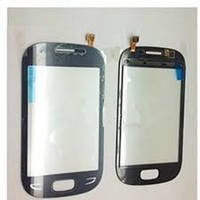 Тачскрин сенсорное стекло для Samsung S5292 Star Deluxe Duos (Rex 90) dark blue