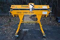 Листогибочный станок Sorex ZRS-1160