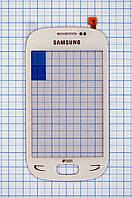 Тачскрин сенсорное стекло для Samsung S5292 Star Deluxe Duos (Rex 90) white