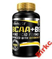 BioTech USA BCAA+B6    200 tabs.