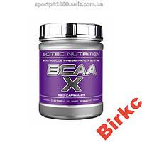 Scitec Nutrition BCAA-X 330 caps.
