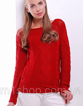 Женский свитер-кофта (22 mrs), фото 2