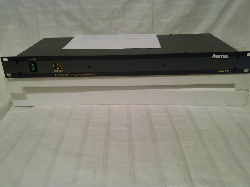 Hama-VP-12XL Мультиплексор видеосигнала