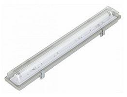 Светильник Влагозащищенный LUMEN под лампу Т8 1x18Вт 600мм IP65 (магн.пускатель)