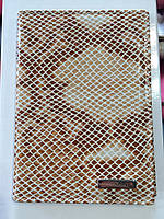 Обложка на паспорт кожаная KARYA
