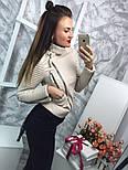 """Женская стильная куртка-косуха """"Зара"""" (2 цвета), фото 2"""
