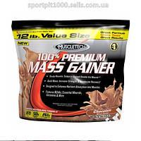 MuscleTech 100% Premium Mass Gainer 12 LB./5440 g.