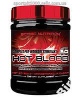 Scitec Nutrition   HOT BLOOD 3.0    300 gr.