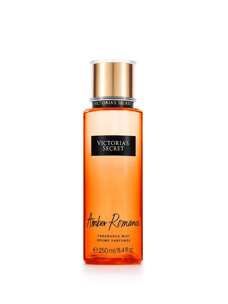 """Парфюмированный спрей для тела Amber romance от """"Victoria's Secret"""", 250мл"""