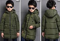 Куртка зимняя на мальчика, фото 1
