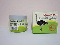 Крем-мазь Страус со страусиным жиром от ушибов, болей, воспаления 60г Каптен