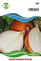 Семена лука сорт Глобус желтый   10 гр ТМ Агролиния