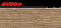 Плинтус напольный 58 мм Lineplast l012 дуб рустик