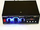 UKC SN-777BT Bluetooth Стерео підсилювач, фото 3