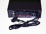 UKC SN-777BT Bluetooth Стерео підсилювач, фото 6