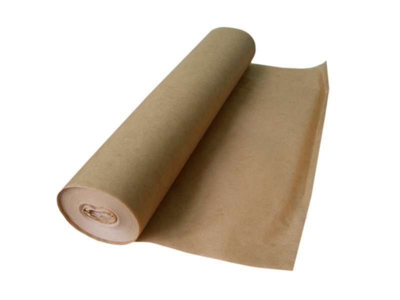 Пергамент ширина 45 см корич. (100м/рул)