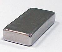 Магнит неодимовый пластина  45х25х10 мм