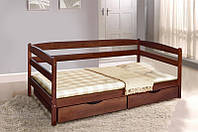 """Деревянная кровать с ящиками """"Ева"""", фото 1"""
