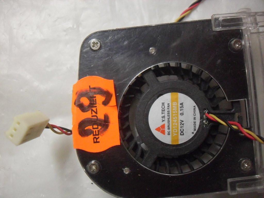 Теплоотводы осевой Вентилятор Охлаждения