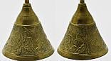 Старий дзвіночок, латунь, бронза, фото 4