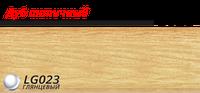 Плинтус напольный 58 мм Lineplast l023 дуб античный