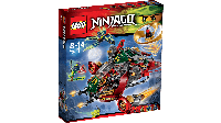 Конструктор LEGO NINJAGO Корабль R.E.X. Ронана  70735