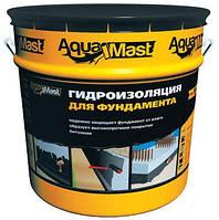 Мастика битумная AquaMast 18 кг укр
