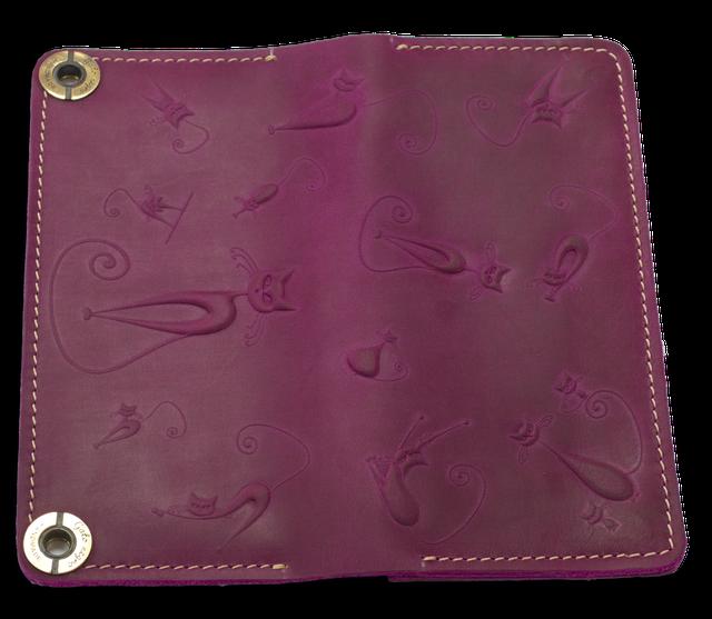 купить кошелек из натуральной кожи в Украине
