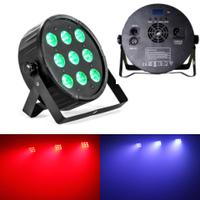 Полноценный прожектор на светодиодах CLUB PAR 9*12W